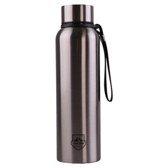 850ML Stainless steel vacuum flask portable portable water cup large capacity kettle(JPBWB104) Silver