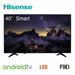 Hisense 40B6600PA Television Android Smart Digital Full HD Digital LED TV black 40''