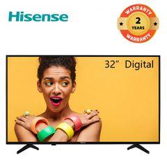 Hisense 32B5200HTS 32 inch Digital TV HD LED TV black 32''