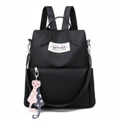 Handbags For Ladies Bags Women Bags Backpack Anti-theft Bag Discount On Sale Black normal