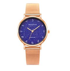J&C Fashion lady watch stars all over the sky, 12 constellations theme, Virgo , female  quartz watch 12 constellations one size