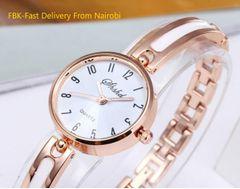 JC women watches fashion classic elegant ladies watches Imitation Ceramic retro gold watch bracelet gold one size