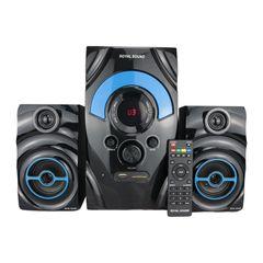 Royal Sound RS466 BT 2.1CH Woofer Speaker System black 50w RS466