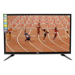 MEC 24 Inch Television Digital TV black 22''