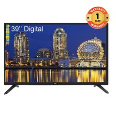 MEC 39 Inch Televison LED  DIGITAL  TV black 39''