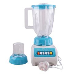 Jamespot New Technology 2 in 1 Blender Premium with High Quality(JP888) Blue