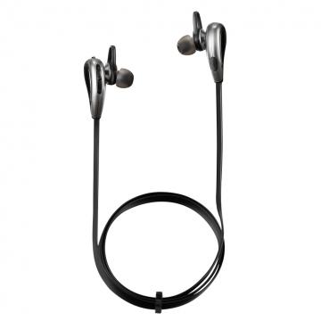 Stereo Bluetooth Headphones Wireless In-Ear Sports Earbuds with Mic Sports Earphones Black
