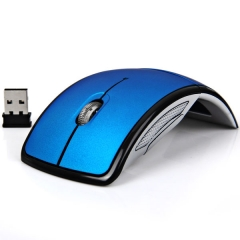 A910 Folding 2.4GHz Wireless Optical Mouse