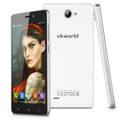 5.0'' VKWORLD VK700X Android 5.1 + 1GB RAM 8GB ROM White