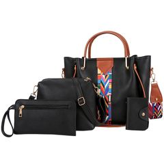 big discount only for christmas sale Bags & Fashion  3pcs Women's Bags Handbags black as the picture