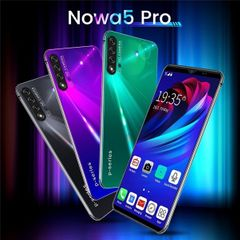 Smartphone 6.1inch 8MPS HD Camera Dual SIM 4000mAh battery Android mobile phone cell phone Purple