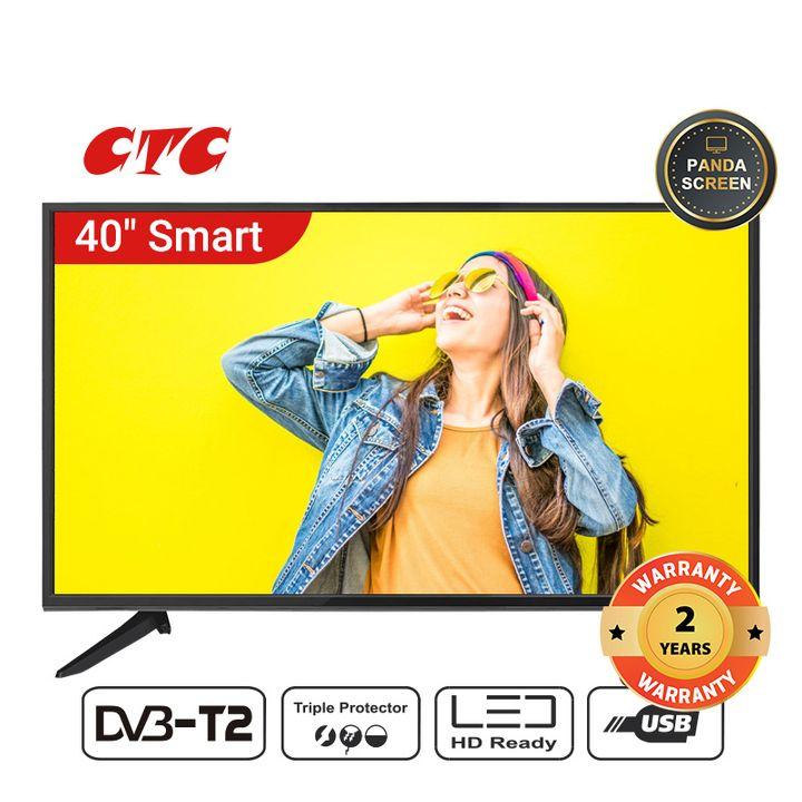 CTC Tv CTC40 in Kenya Smart Android TV - Black