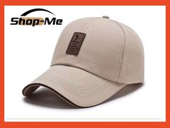 Autumn And Winter Baseball Cap Women And Men's Outdoors Sun Hat 3 Different Colors Adjustable Size Khaki One Size