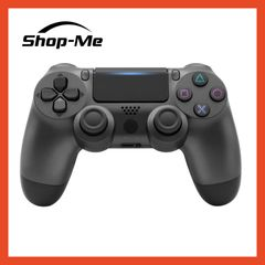 1 PCS PlayStation 4 Controller Wireless Bluetooth DualShock 4 Controller Best Quality black one size