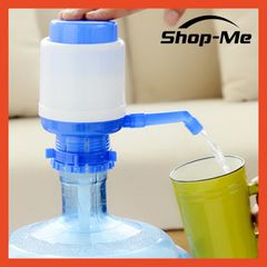 Big Water Pump Bottled Water Of Manual Water Compressor Kitchen And Dining Room Appliances Blue&White