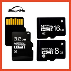 High Speed C10 Memory Card Driving Recorder Mobile Phone Camera Micro SD TF 16G 32G 64G Memory Card black C10 64 gb Micro SD TF