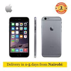 Apple iPhone 6 16GB Refurbished 4.7 inch 8.0 MP Fingerprint Smart Phone gray