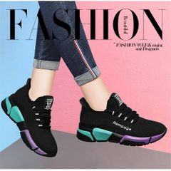 Ladies Shoes Women Shoes Sports Shoes For Women School Shoes For Girls Running Shoes black 39