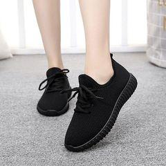 Women Shoes Ladies Shoes Sports Shoes Sneakers Women School Shoes Rubber Shoes Official Shoes black 37