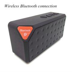 Speakers Wireless Bluetooth Speakers Portable Plug-in Chuck Car Subwoofer Speakers Computer Speakers black normal