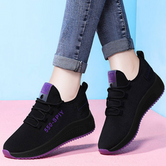 Shoes Women Shoes Ladies Women's Shoes Sports Shoes Breathable Running Shoes For Women voilet 40
