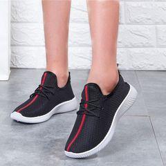 Ladies Shoes Women Shoes Sneakers Women Rubber Shoes For Ladies Shoe Lady Official Shoes black 39
