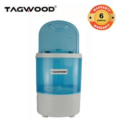 Tagwood EC3 Single Bucket Washing Machines blue 35cm*35cm*50cm