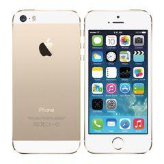 Refurbished iPhone5s 1GB RAM 4.0inch 32GB ROM 8.0 MP Smart Apple iOS mobile gold
