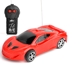 Remote Control Car Toy For Children Kids toy car  boy Toy Remote Control & Play Vehicles Red onesize