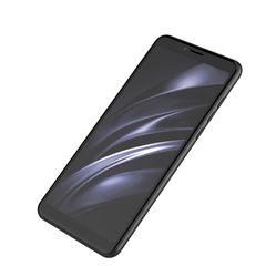 OLLA M8 Smart Phone  Dual SIM Mobile LTE Fingerprint Face Unlock smartphone black