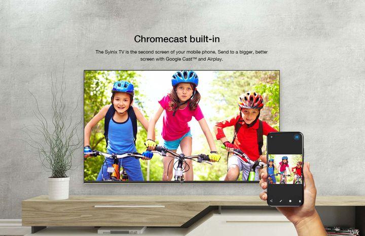 syinix 55 android tv