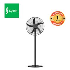 Syinix 18 inch 2 IN 1 Electric Standing Fan FAN18N-508 Black