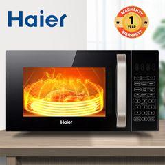 Haier 20L  700W Digital  Microwave Oven(HP70J20AL-V2) black 20L 700W