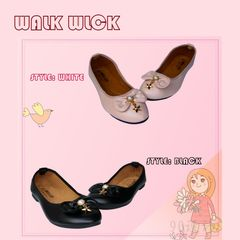 S184 Bellerina Doll Shoes Women's Casual Flat Leather Shoes Non-slip Shoes Fashion Leather Shoes black 41