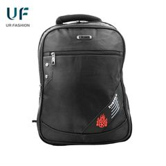 3103 18 inch Backpack Fashion Business Travel Bags For Men and Women WIth Large Capacit Black one size