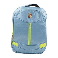 TJ-5 Men's Backpack Multifunction Laptop Bag Outdoor Sports Travel Student Bag Sky Blue one size