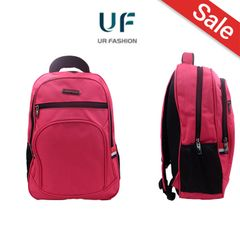 D18-3 backpack 18 Inch Men/Women Fashion School Business Travel Backpack pink 18 inch