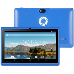 Artizlee 7inch Tablet ATL-16 Color Blue ( Quad Core, HD 1024x600, 8GB, WIFI, Bluetooth, Double-CAM) ATL-16 Blue