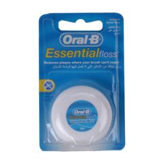Oral B    Floss Unwaxed 50m as picture