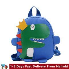 Baby bags Kids Bags Baby Backpack 1-3Y Boys Girls School Bags Kindergarten Cartoon Bag Children Bags Blue