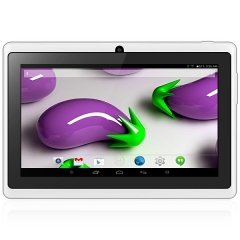 7 inch Android 4.4 PC  Quad Core 1.2GHz 512MB RAM 8GB ROM Dual Cameras BLUE