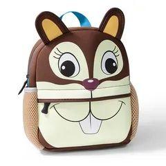 2021 New Year gift Cute Kids Toddler School Bags Backpack Neoprene  Schoolbag Girl Boys Bag Backpacks