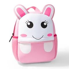 2021 New Year gift Cute Kids Toddler School Bags Backpack Neoprene  Schoolbag Girl Boys Bag Backpacks