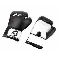 2020 Christmas Gift 1 Pair Training Boxing Gloves Sanda Karate Sandbag  Hand Protector Gloves