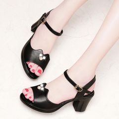SPECIAL sale sale ladies heels womens shoes heels shoes for womens shoes Black 36