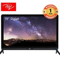 itel 19 inch Digital TV D1930AE black 19 inch