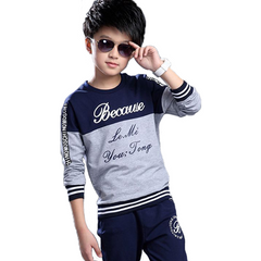 2020 Christmas Gift Boys Sport Casual Sets Autumn Children Clothing