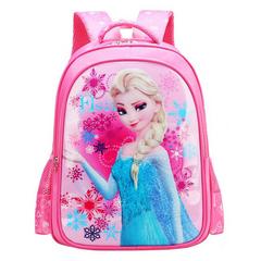 2020 Christmas Gift Kids Kindergarten Children School Bags Cool Pattern Child Bookbags Backpacks Red ice snow