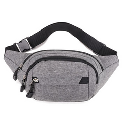 2021 New Year gift Shoulder Bag for Men Women Canvas Fanny Pack Boy Street Crossbody Casual Travel
