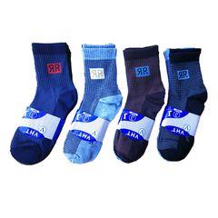 12 Pairs Men's Mid-length Socks Natural Grace Black/Grey/coffee/dark gray Cotton Breathable Socks as picture (12 pairs) mid-length socks